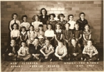 Harley Hopkins, Mrs. Peterson Grades 2&3 1952