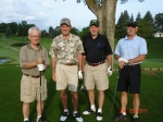 Rich Van Bergen, Larry Day, Jeff Laurel, Tom Rime
