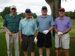 Tom Gagner, Allan Odden, Neil Leubke, Pete Throdahl